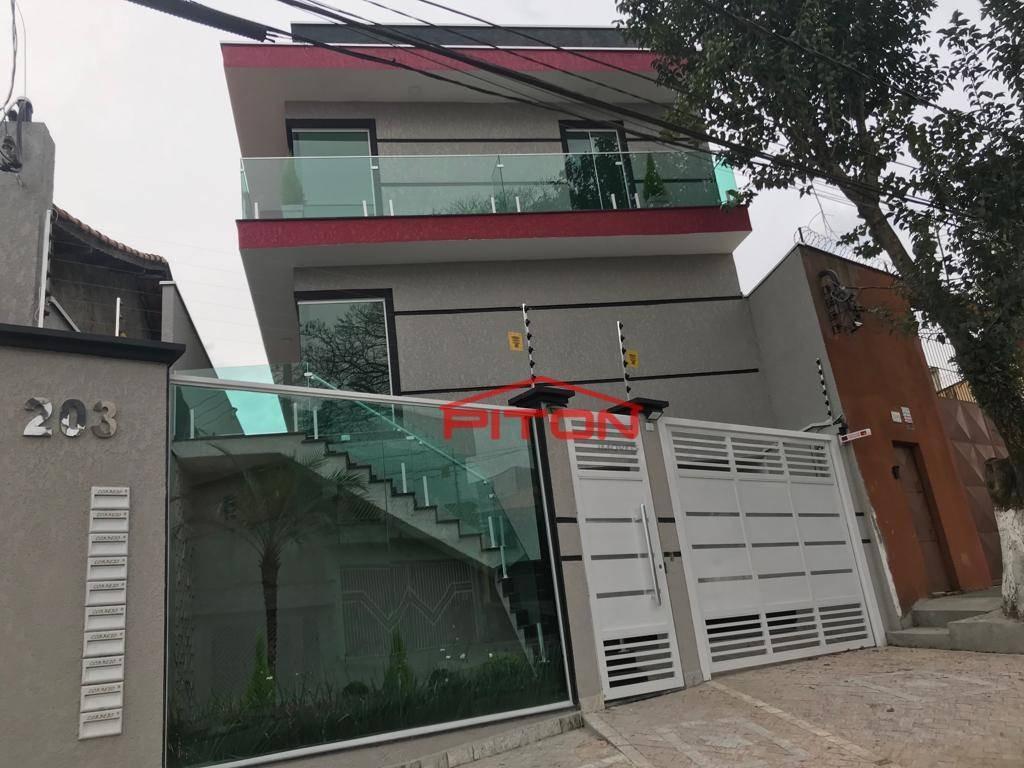 sobrado à venda, 92 m² por r$ 300.000,00 - vila ré - são paulo/sp - so2051