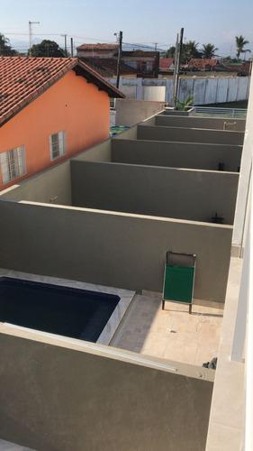 sobrado à venda com piscina em itanhaém. 395