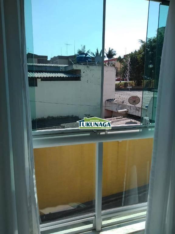 sobrado à venda condominio fechado - residencial vitoria.- centro cod:so0331 - so0331