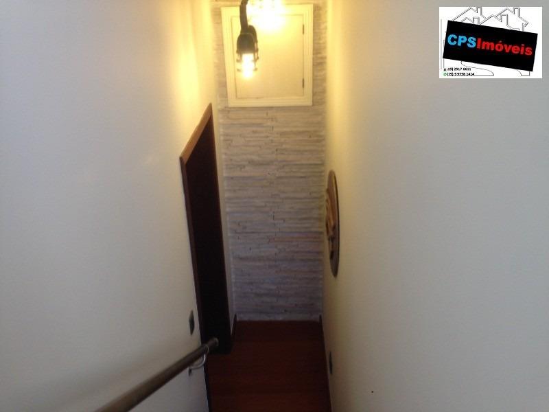 sobrado à venda em condomínio - alphaville campinas - altíssimo padrão - ca00204 - 32834136