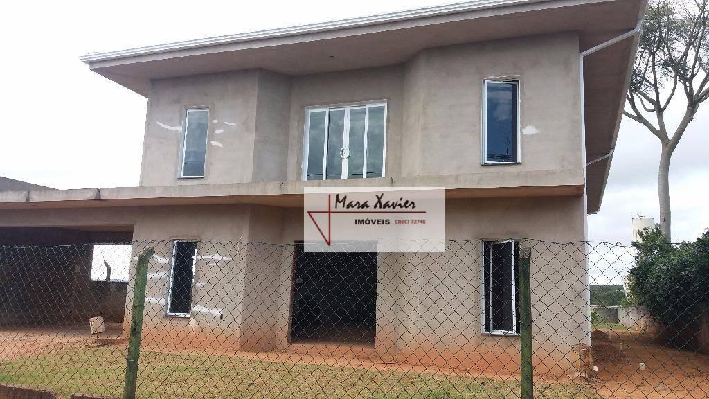 sobrado venda, residencial recanto dos canjaranas, vinhedo - so0208. - so0208