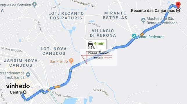 sobrado venda, residencial recanto dos canjaranas, vinhedo - so0210. - so0210