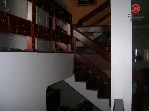 sobrado - vila esperanca - ref: 4444 - v-4444