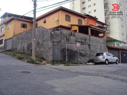 sobrado - vila esperanca - ref: 4933 - v-4933