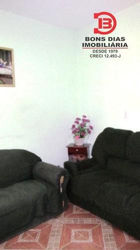 sobrado - vila franci - ref: 4564 - v-4564