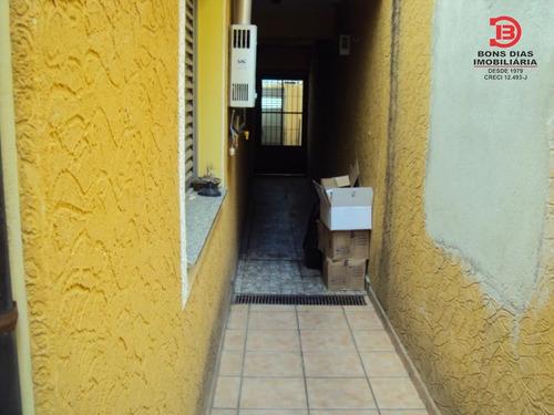 sobrado - vila nhocune - ref: 4993 - v-4993