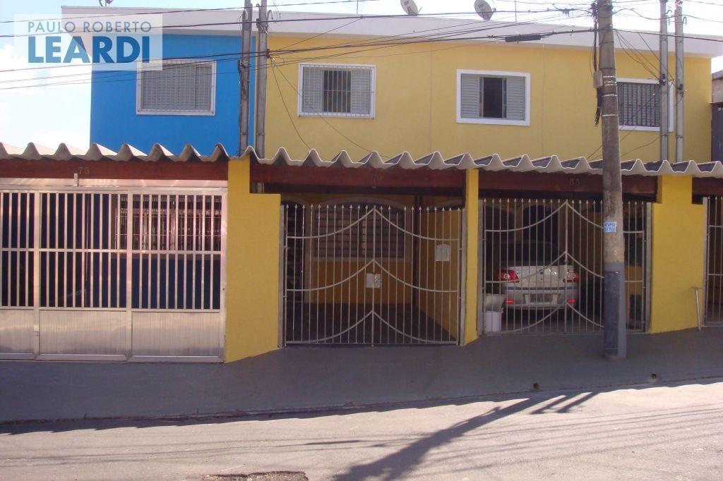 sobrado vila nhocune - são paulo - ref: 444118