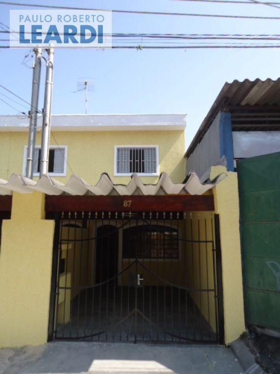 sobrado vila nhocune - são paulo - ref: 444125