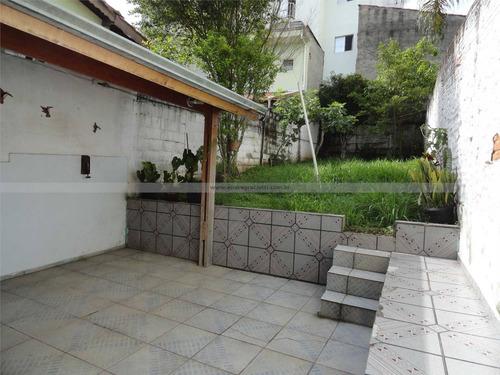 sobrado - vila pires - santo andre - sao paulo  | ref.: 2913 - 2913