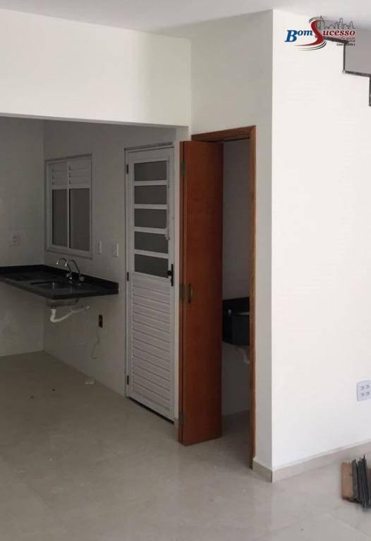 sobrados cond. fechado residenciais à venda, vila formosa, são paulo. - so1142