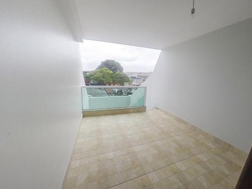 sobrados novo 3 dorm 1 suite 5 vagas + área gourmet jardim ana maria - so1772