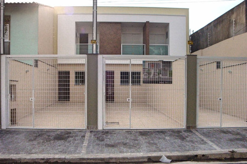 sobrados novos 3 dormitórios - cidade líder ref. 893
