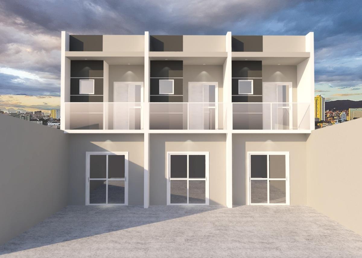 sobrados novos 3 suites alto padrão vila granada 500m metrô