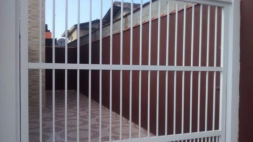 sobrados novos-centro mongaguá-financia-300 metros da praia