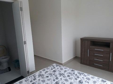 sobrados novos em condomínio horizontal no pontal de santamarina para venda ou locação definitiva - ca00417 - 4701673