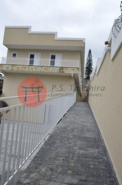sobrados novos em condomínio pronto para morar em itaquera - 3526