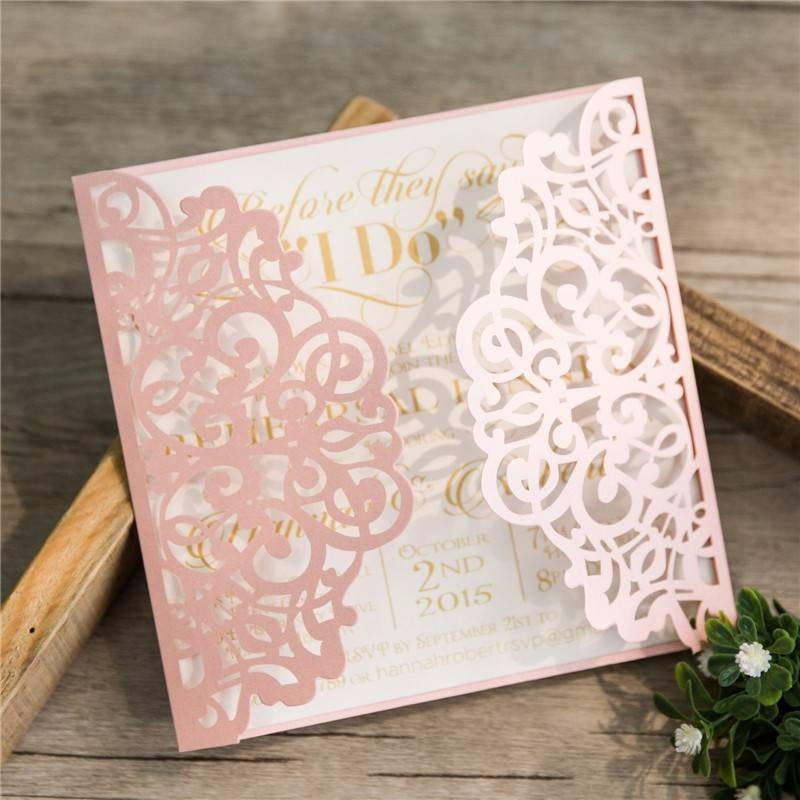 Beautiful Wedding Invites as good invitation example