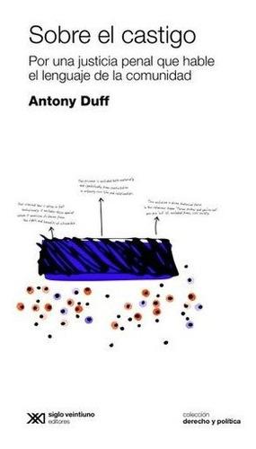 sobre el castigo - duff, antony