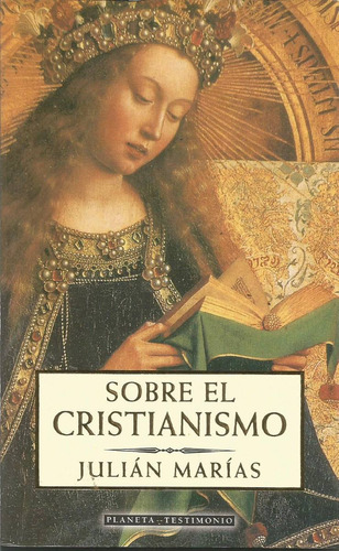 sobre el cristianismo  julián marías