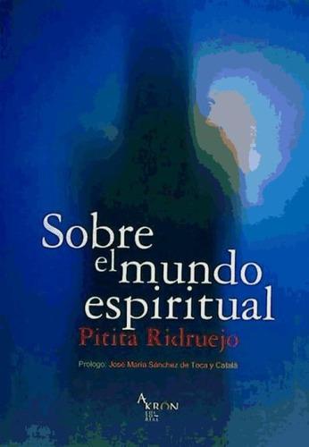 sobre el mundo espiritual(libro )