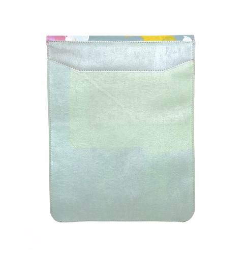 sobre funda modesta ® work - reciclado - único - verde