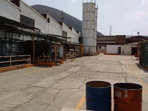 sobre la carretera méxico  - puebla nave industrial