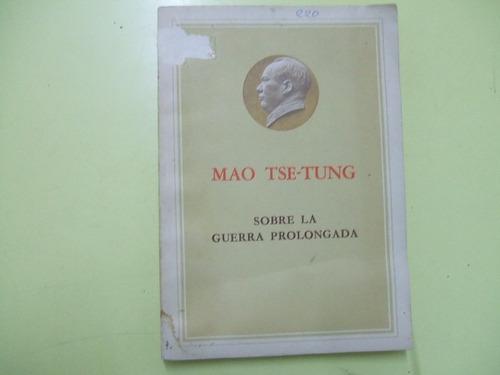 sobre la guerra prolongada - mao tse-tung