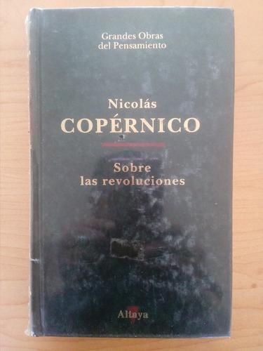 sobre las revoluciones nicolas copernico