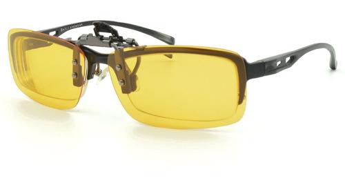 sobre lentes polarizado uv 400 para manejar de dia y noche