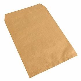sobre manila papel madera grueso 20x28 cm x 100 unidades