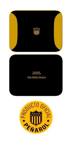 sobre notebook tablet 10.2  oficial peñarol escudo negro