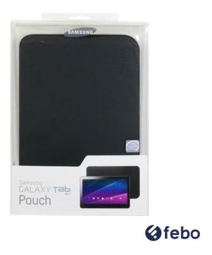 sobre protector pouch original samsung galaxy tab 10.1  febo