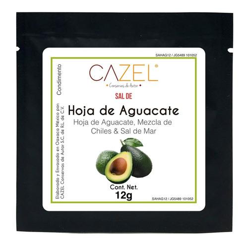 sobre sal de gusano oaxaca tradicional varios sabores 12g