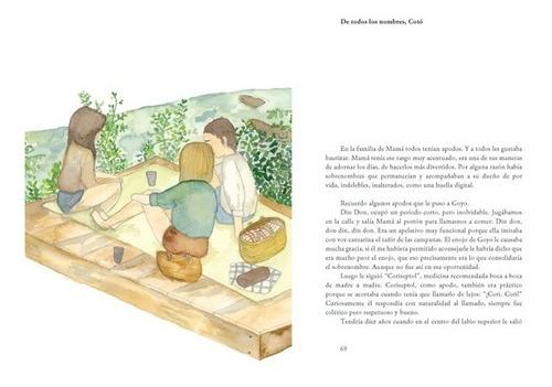 sobre un libro, un pan historias con recetas, ana pomar