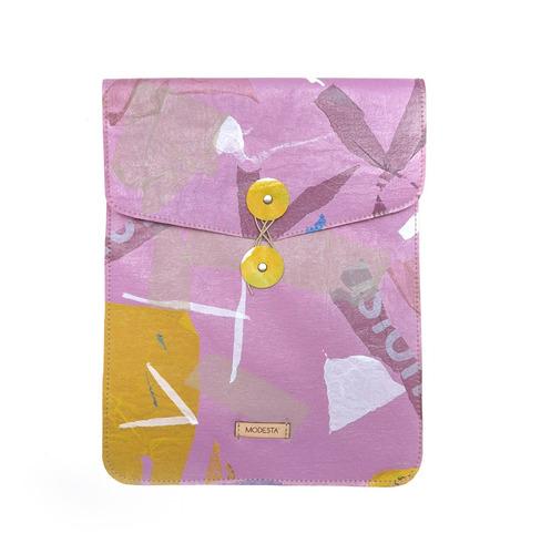 sobre work modesta ® bolsas plásticas original rosa