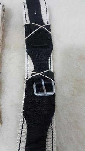 sobrecincha o cincha elástica de algodón carrera caballo