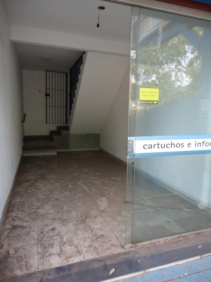 sobreloja av alberto sarmento 110m² aluguel r$ 1300 com00119