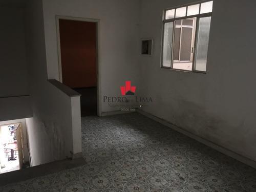 sobreloja comercial com 6 salas e área de 190 m² para locação em tatuapé - tp14050