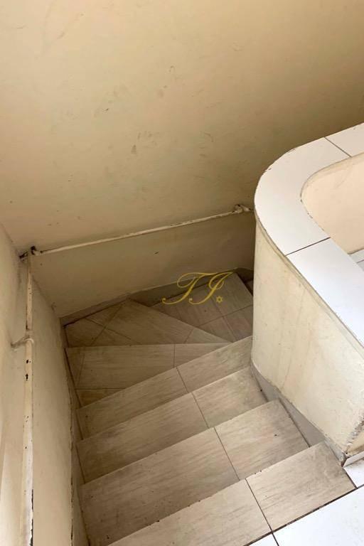 sobreloja para alugar, 140 m² por r$ 2.000/mês - ponte grande - guarulhos/sp - sa0043