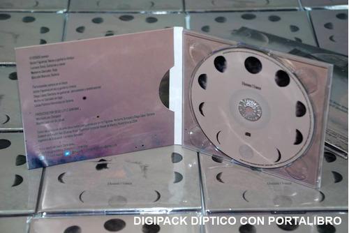 sobres, cajas y packagins de carton cd / dvd impreso-copiado