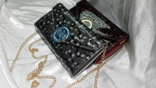 sobres carteras de fiesta  furla y mk