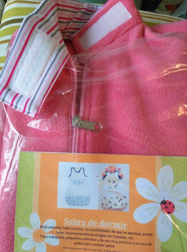 sobres de dormir para bebès abrigaditos: novedad !!!!