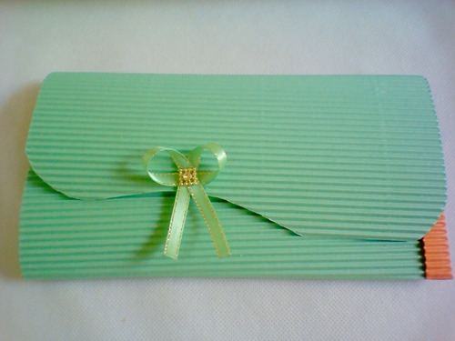 sobres  de regalos,obsequios, empaque de regalos