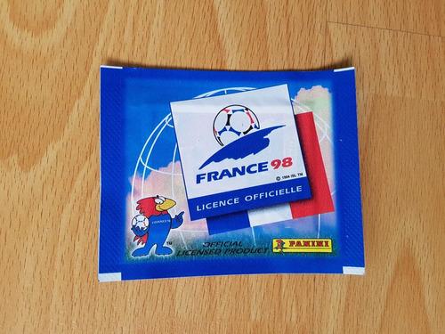 sobres panini francia 1998 mundial originales sellados