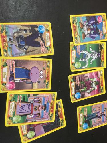 sobres/pack d cartas d dragon ball pokemon pj mask avengers