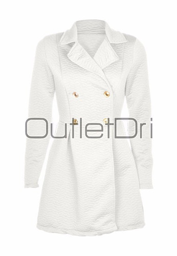 sobretudo casaco jaqueta feminina inverno 2017 4 botões