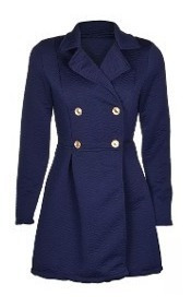 sobretudo casaco jaqueta feminina matalasse outono/inverno