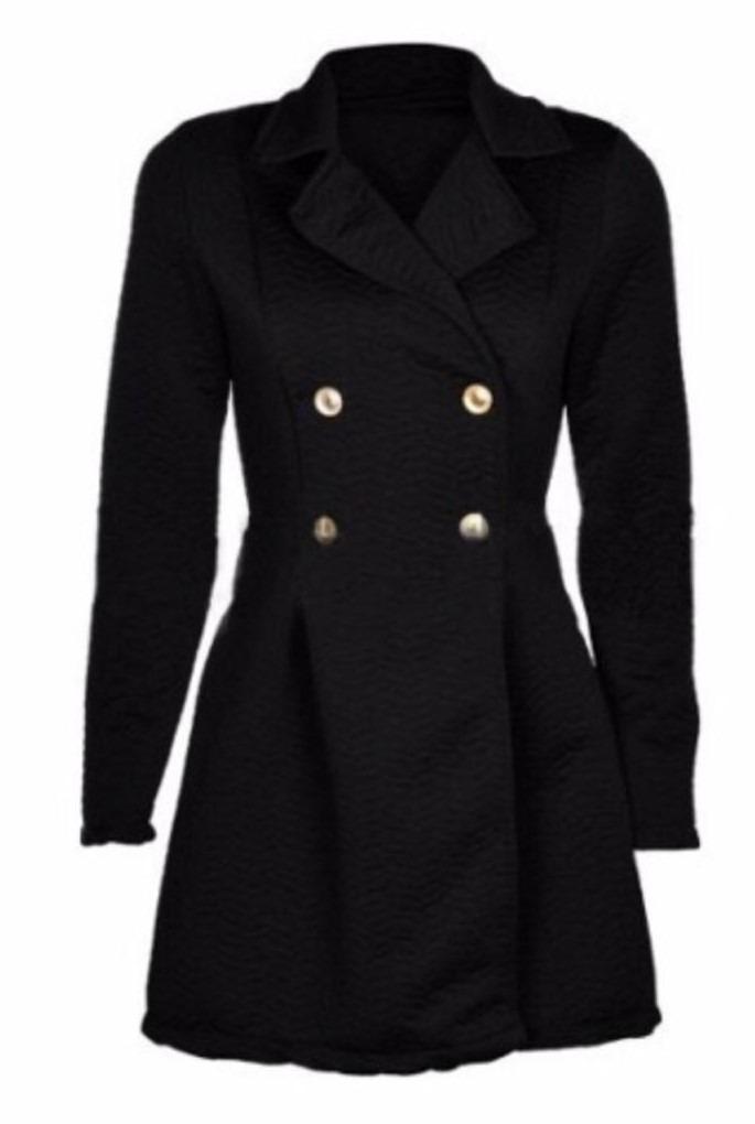 68b4f85cca sobretudo casaco jaqueta feminina matelasse outono inverno. Carregando zoom.