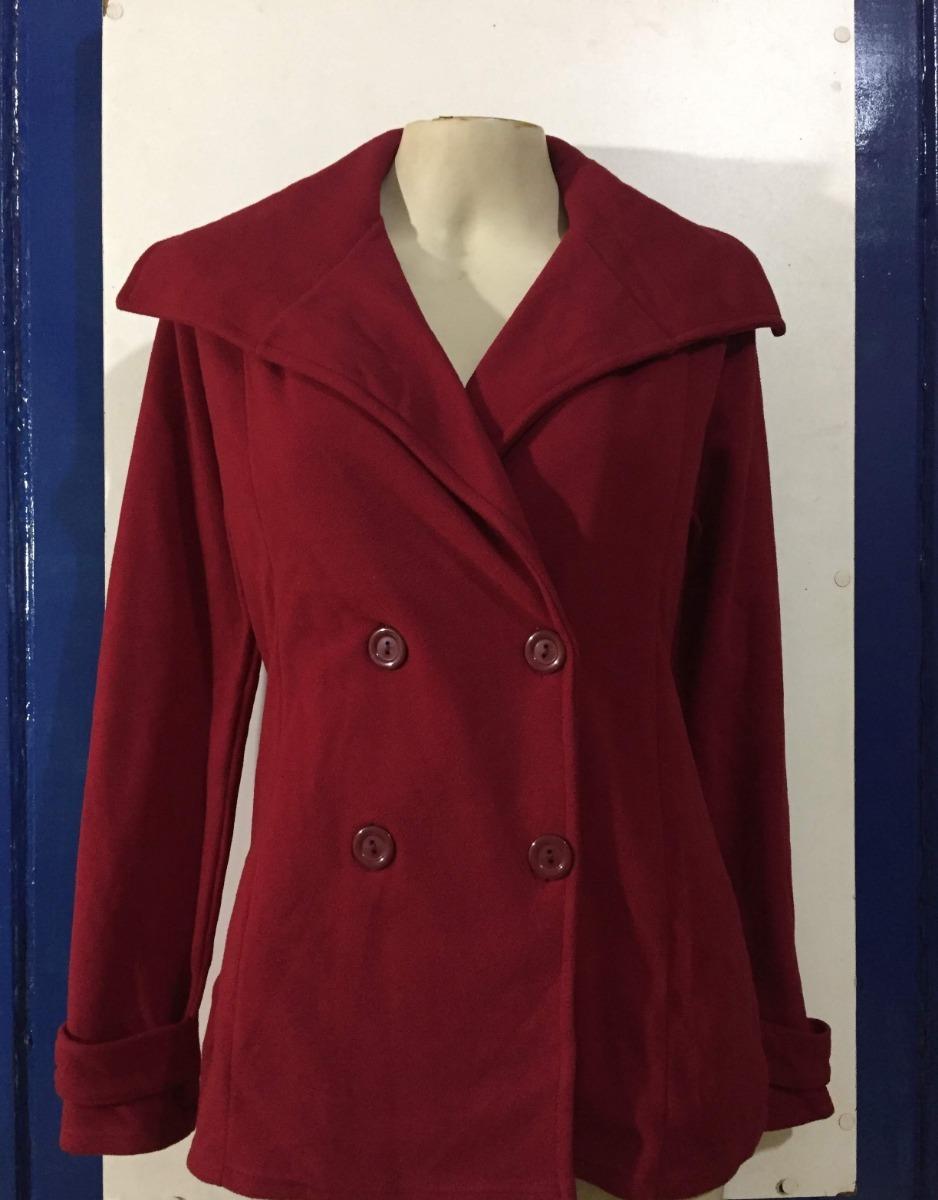 80b27c73f sobretudo feminino casaco botão plus size g2 blusa de frio. Carregando zoom.