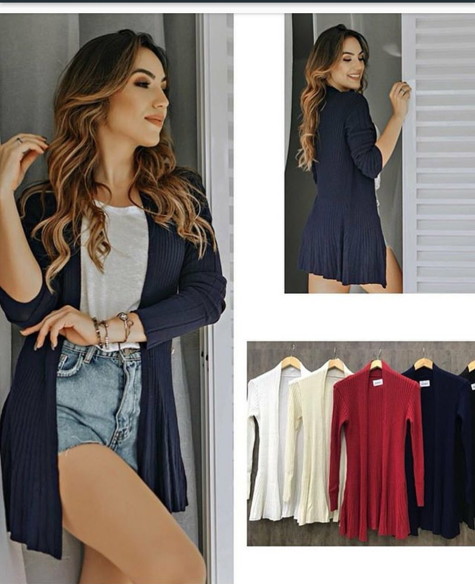 sobretudo kimono casaco moda instagram feminina. Carregando zoom. 9464a6c627e
